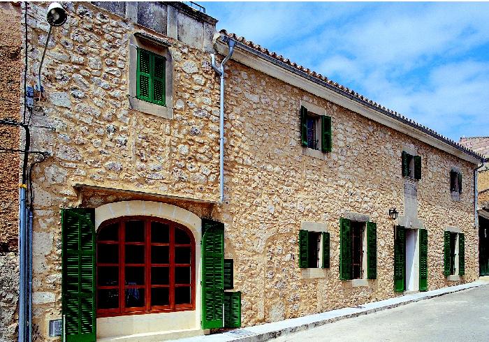 Dorfhotel in S'Alqueria Blanca