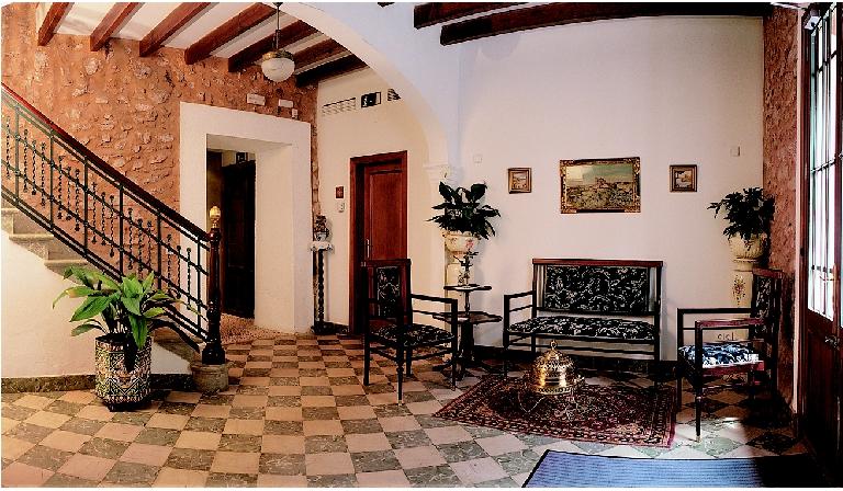 Hotel rural en Alqueria Blanca
