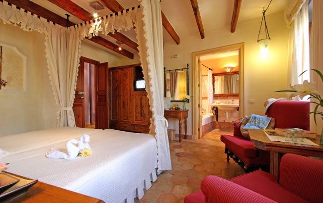 Hotel rural en Pollensa