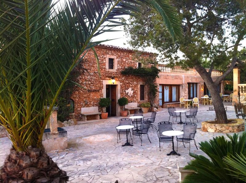 Hotel rural en Ses Salines
