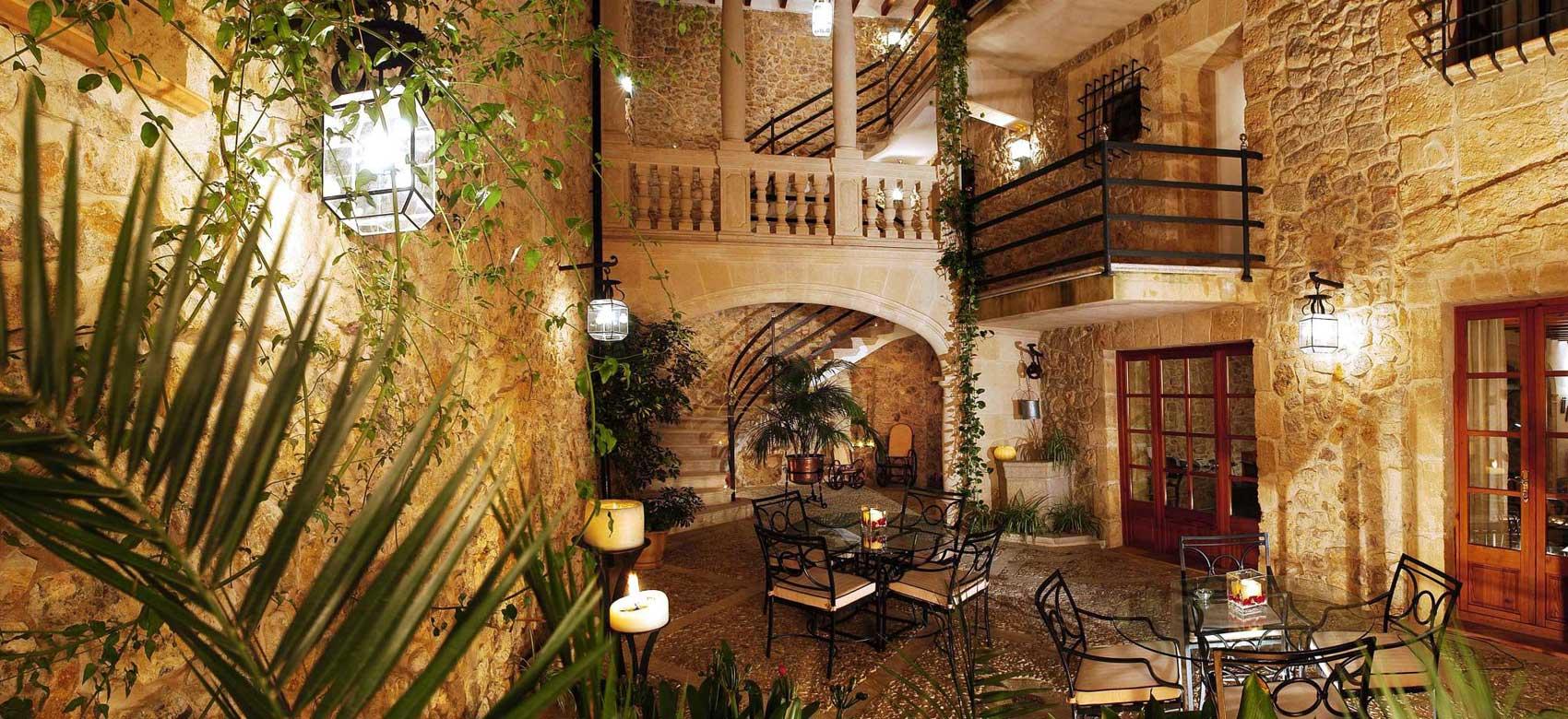 Agroturismos y hoteles rurales en mallorca - Hotel rural en la palma ...